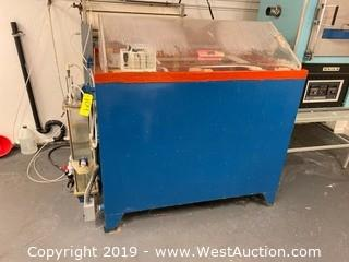 SINGLETON Salt Spray Corrosion Test Cabinet