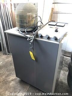 Mikros VE10 Vacuum Evaporator