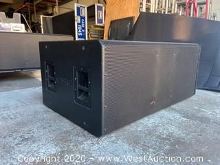 QSC GP218-sw Speaker
