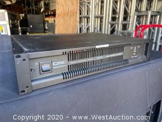 QSC Powerlight 2 1800 Watt Professional Amplifier