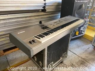 Yamaha Motif 8 Music Production Synthesizer