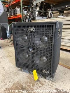 GK 410 RBX CAB Amplifier