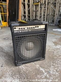GK Backline 112 100 Watt Bass Amplifier