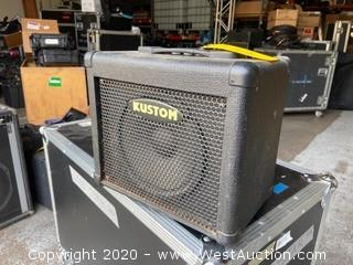 Kustom KBA 10x Bass Guitar Amplifier