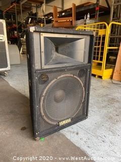 Yamaha S1151V Speaker System