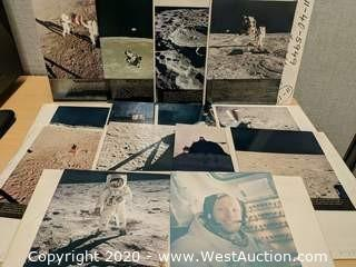 (14) NASA Publications of Apollo Expedition