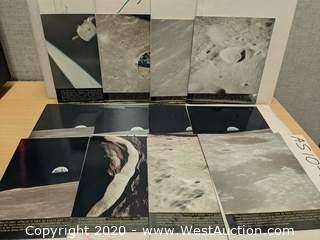 (12) NASA Publications of Apollo 10 Expedition