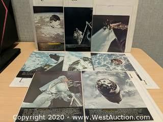 (8) NASA Publications of Apollo 9 Expedition