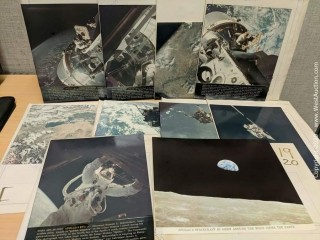 (10) NASA Publications of Apollo 9 Expedition