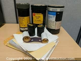 Bulk Lot of Apollo Duplicate Film & Documents