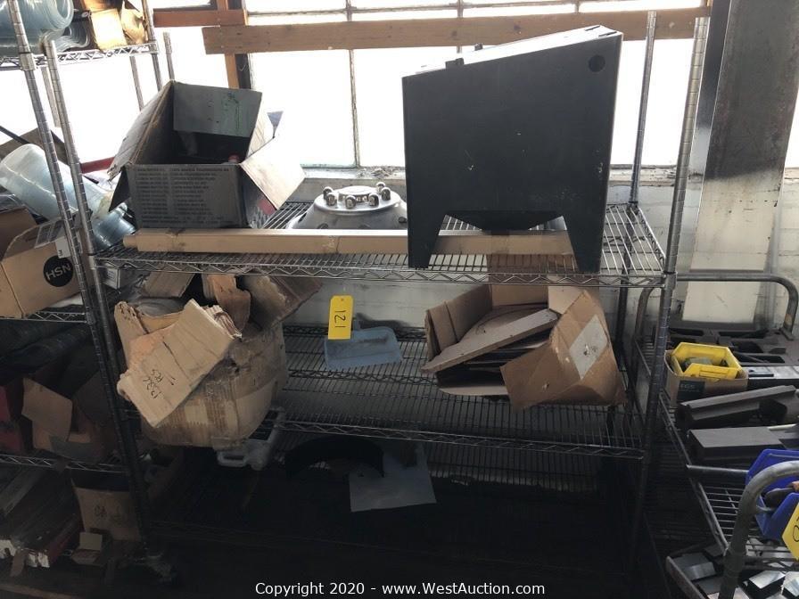 Online Tenant Abandonment Auction in San Pablo, CA