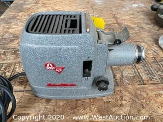 Vintage School Master Graflex SVE Projector