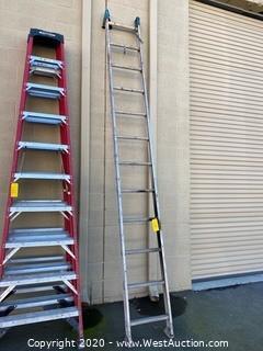 Werner 12' Aluminum Ladder