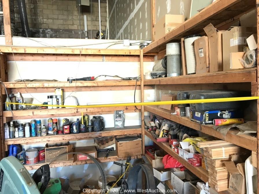 Retirement Auction for Union Framing, Inc. in Dixon, CA