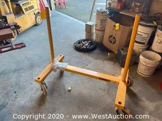 MetalTech Drywall Cart