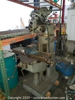 Bridgeport BH11604 Milling Machine