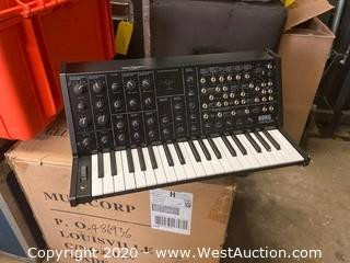 Korg Monophonic Synthesizer MS-20 Mini