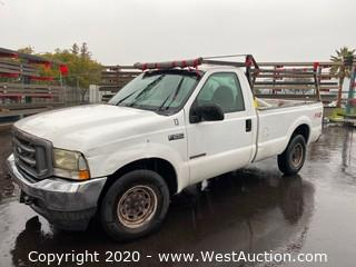 2002 Ford F-250 XL Super Duty