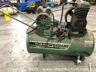 Speedaire 3Z355J Cast Iron Series Air Compressor