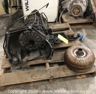 Ford Transmission