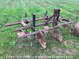 3'x6' Disc Plow Implement