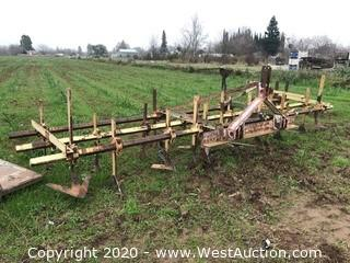 Wasco Pulling Plow Attachment