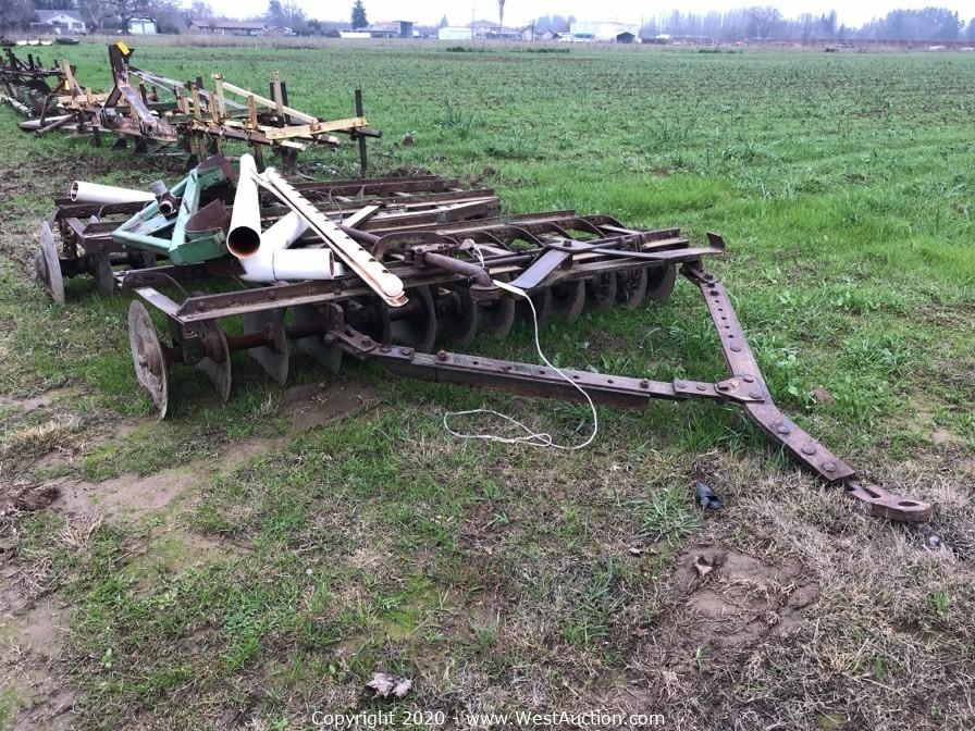 John Deere Tractor, Trucks, and Farm Implements for Sale