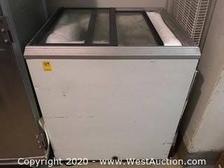 "Chest Freezer Unit 28""x26""x30"""