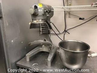 Hobart A200 Commercial Mixing Unit With Bowl