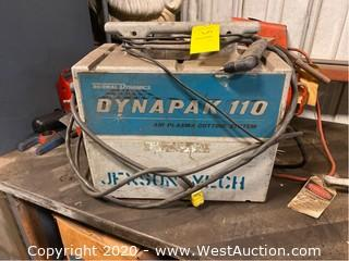 Thermal Dynamics Dynapak 110 Plasma Cutter