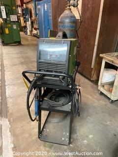Everlast Power i-MIG 230i Welder With Cart