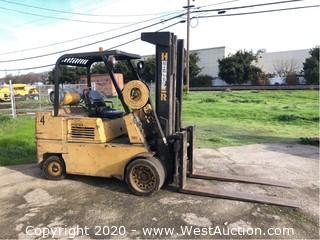 Hyster Propane Forklift