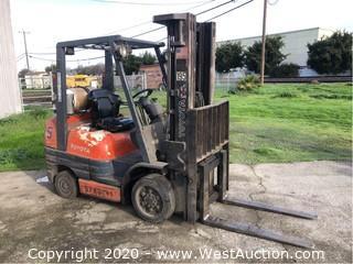 Toyota 5780 Forklift