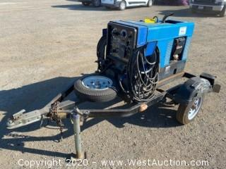 Miller Trailblazer 280 NT Trailer-Mounted Generator/Welder