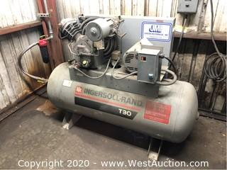 Ingersoll-Rand T30 Air Compressor