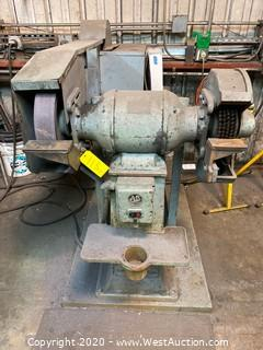 Allen-Bradley Industrial Grinder