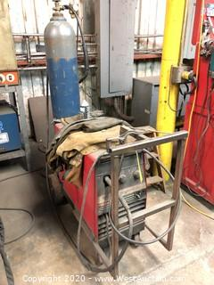 Lincoln Wire-Matic 250 Arc Welder