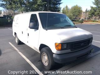 2005 Ford E-150 Cargo Delivery Van