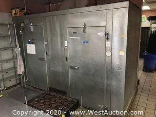 Delfield Walk-Ins Walk-in Refrigerator/Freezer