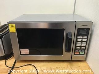 Panasonic NE-1054F Microwave
