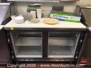 Beverage Air WTF48A Worktop Freezer