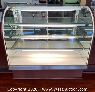 Federal Glass Display Case E30464-2