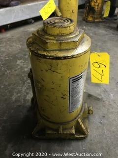Enerpac JH-20 20-Ton Bottle Jack