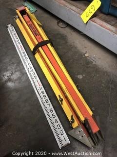 Berger Instruments 834 Surveyors Tripod