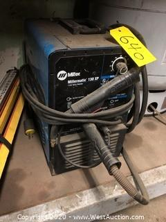 Miller Millermatic 130XP Wire Welder