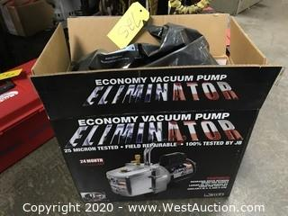 Eliminator Vacuum Pump