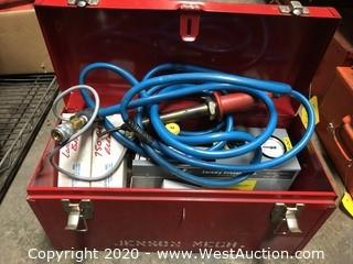 Laramy 30-102 Hot Gas Plastic Welding Kit