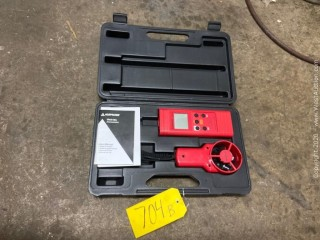 Amprobe TMA 10A Anemometer with Case