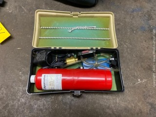 Dynamation Test Gas Analyzer