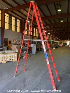 Louisville 12ft Folding Ladder